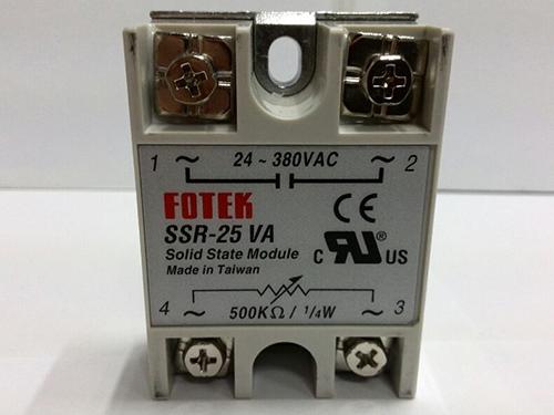 ssr-25va固态继电器